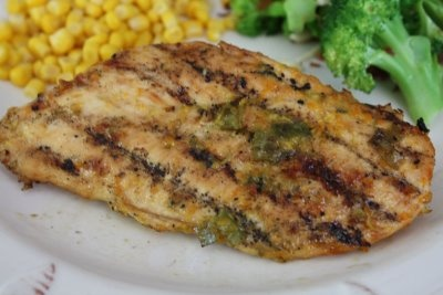 Girlled Citurs Chicken Breasts! | Food that looks good | Pinterest