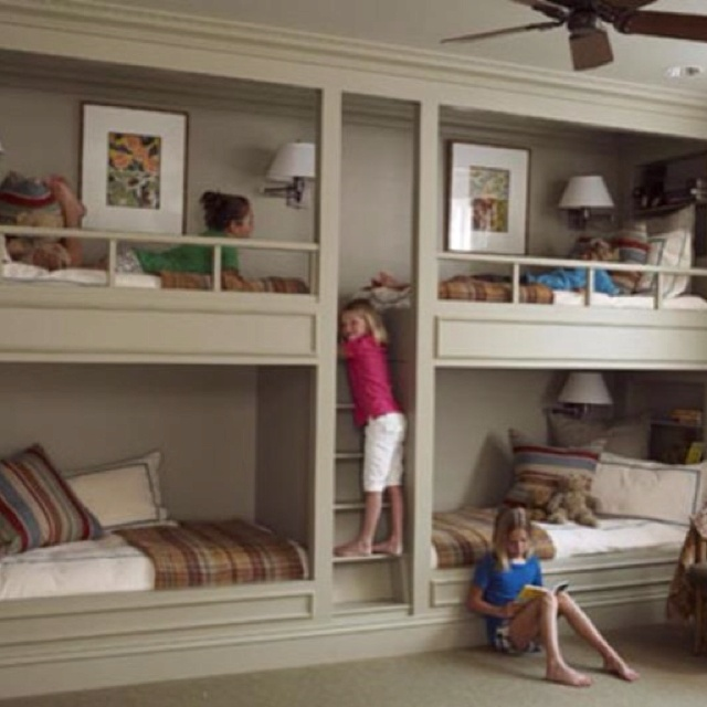 cool bunk beds home decor pinterest