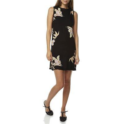 Made from Viscose the Bamboo Short #BlackDress By Neuw is a casual