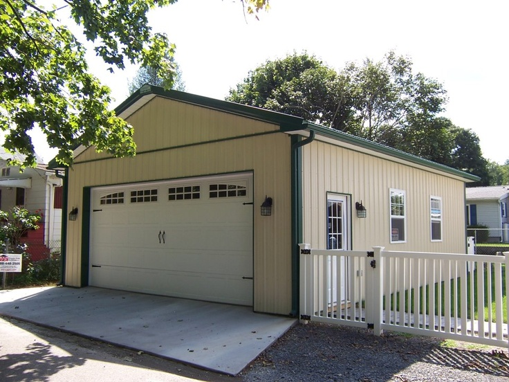 Pin By Pioneer Pole Buildings Inc On Garages Pinterest