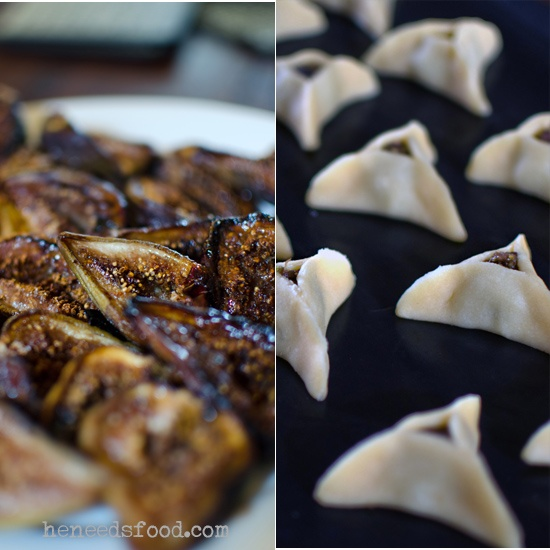 hamantaschen | traditions! traditions | Pinterest