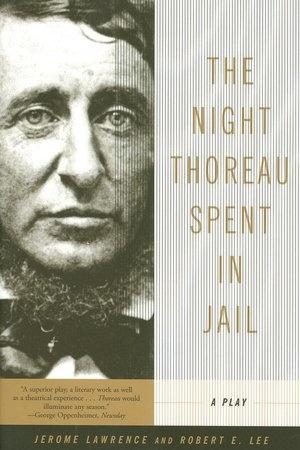 essay on the night thoreau spent in jail