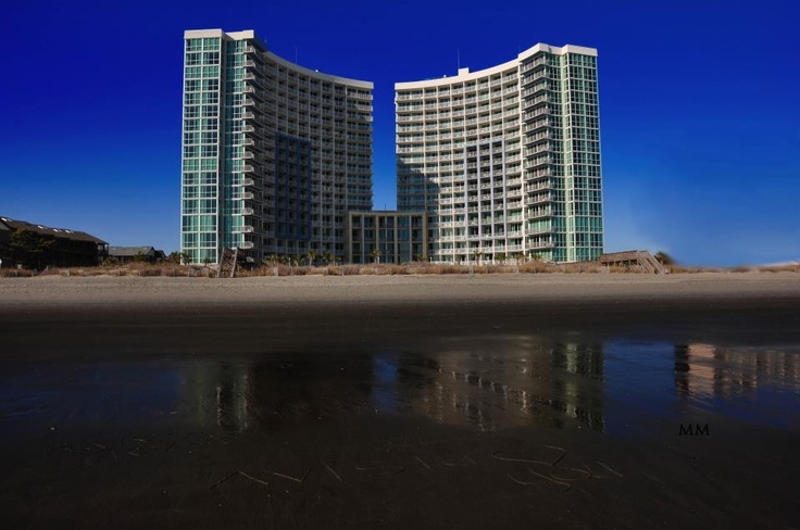 Where Is Myrtle Beach Located