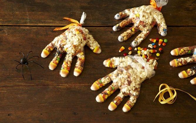 Monster Mix Candy Hands