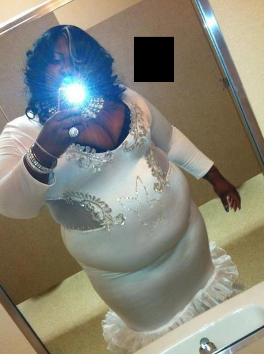 tumblr wedding dress fail