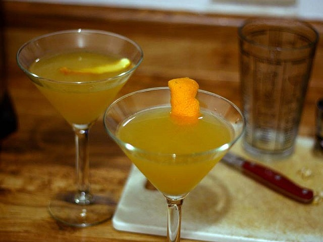 El Presidente | Martini ~ I'll Drink To That | Pinterest
