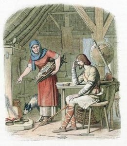 the roles of anglo saxon women When we think of women from the past we picture them as having minute roles in society due to the way women were portrayed in ancient times, we think of them as having no say or action in anything that was said or done.