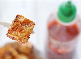 Spicy Sriracha Grilled Tofu | Recipe