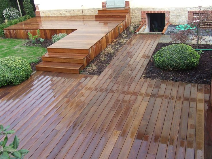 Pin by Happax Europe on Terrasse en bois HAPPAX  Pinterest ~ Terrase En Bois