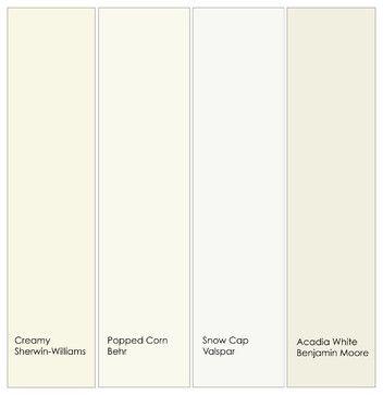 Warm white trim colors paint inspiration pinterest for Best warm paint colors