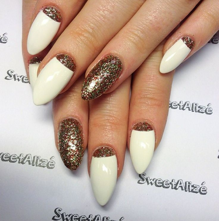 almond nails cute nail designs joy studio design gallery