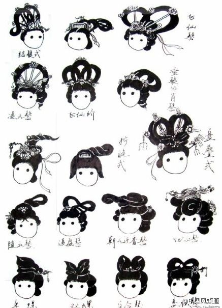 ancient chinese hairstyles for men wwwimgkidcom the