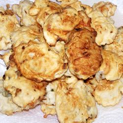 Cucur Udang. (Fried Prawn Fritters) | Quick & Easy Recipes | Pinterest