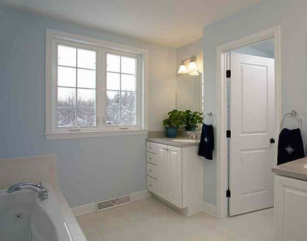 benjamin moore lookout point for the home pinterest