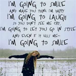 Quotes About Smiling Through Pain Smiles