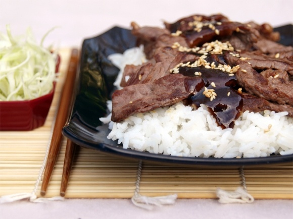 Beef Teriyaki Recipe | Main Dishes (Pork and Beef) | Pinterest
