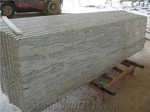 River White Granite High New Kitchen Pinterest