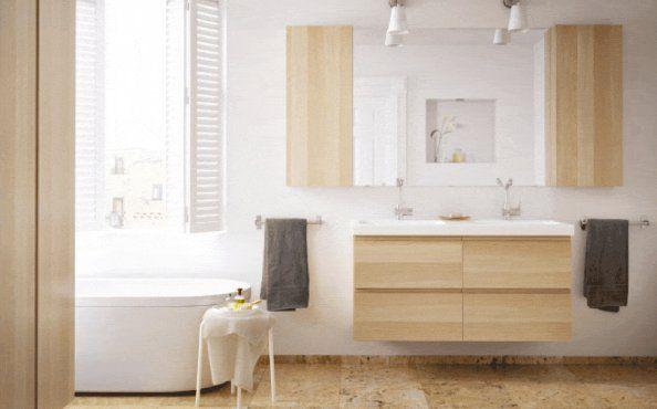Salle de bain Godmorgon – IKEA Bathroom Pinterest