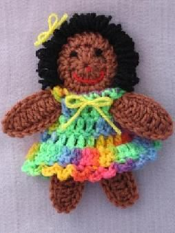 Crochet For Charity : small crochet doll for charity Crochet Pinterest
