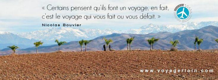 Les plus belles citations de Voyage   VoyagerLoin.com