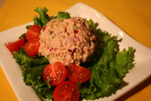Healthy Tuna Salad | Healthy Recipes | Pinterest