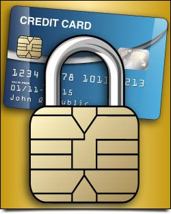 chips in credit cards rfid