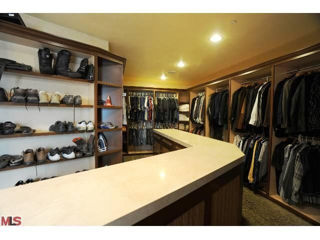 Pin by danielle on for the home pinterest for His and hers walk in closet designs