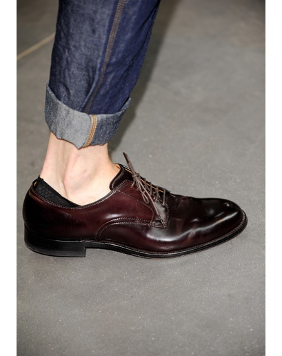 Best Shoes from Milan and Paris Fashion Week Spring Summer 2013: Fashion Shows: GQ