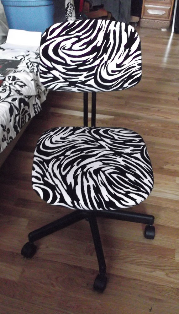 Ugly Office Chair Transformed | DIY Furniture | Pinterest