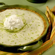 Florida Key Lime Pie Recipe | Food - Pies, Cheesecakes, Crumbles, & P ...