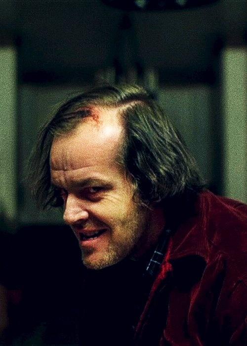 Jack Nicholson. The Sh...