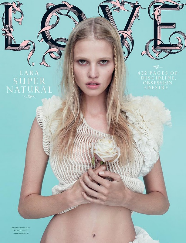 Magazine Covers: LOVE