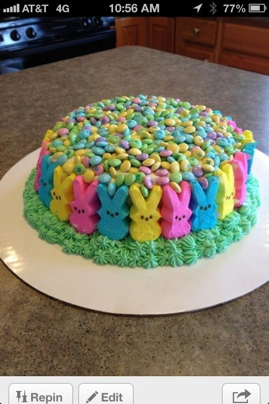 Easter Cake Decorations Pinterest : Easter Cake Holiday Ideas Pinterest