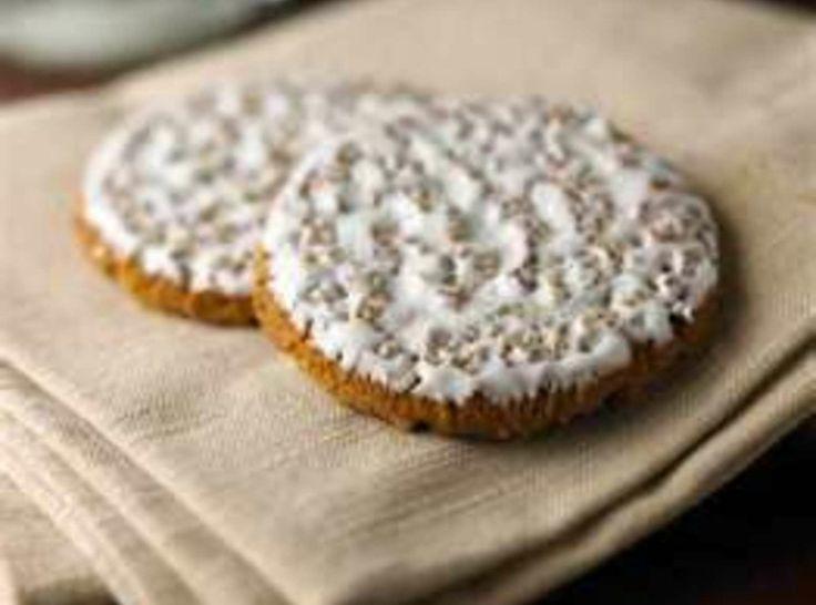 iced oatmeal cookies | vegan baby | Pinterest