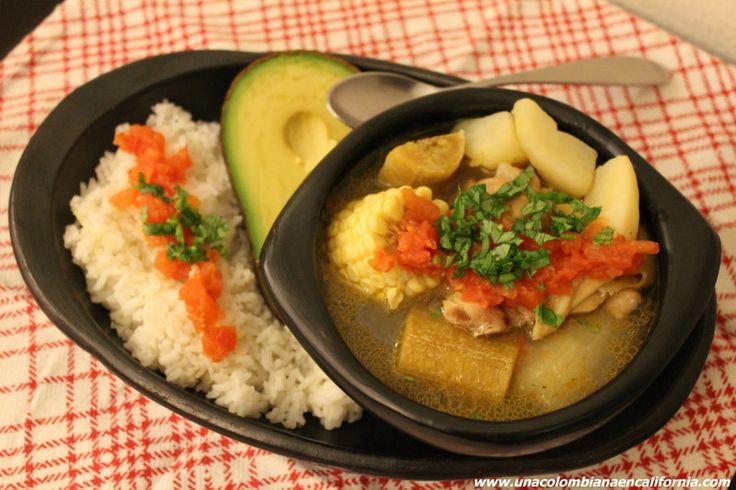 Sancocho de gallina | Alimento Cultural | Pinterest