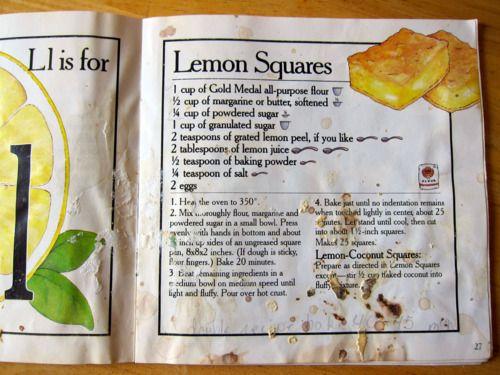 Gluten Free Lemon Bars | Gluten-Free | Pinterest