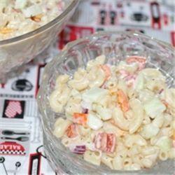 Emeril's Macaroni Salad ~ #Salad, #Recipe, #MarthaStewart, #Emeril ...