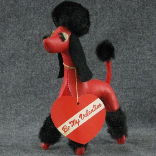 valentine's day pet toys