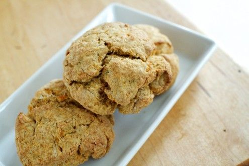 Sweet Potato Biscuits-make sure to click on martha stewart link to get ...