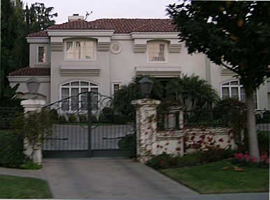 Pin by santuccio album on old movie stars homes pinterest for Tour the stars homes in hollywood