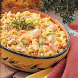 Chicken Noodle Casserole I | Recipe
