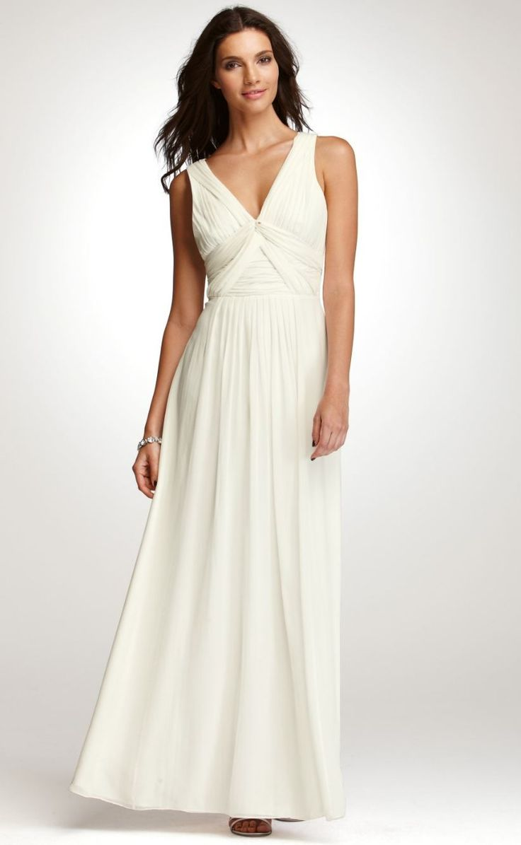 Ann taylor 247306 bridal gown for Wedding dresses ann taylor