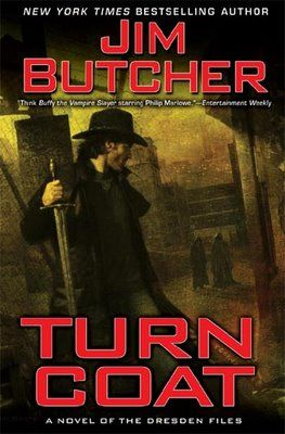 Turn Coat (#11)   Jim Butcher