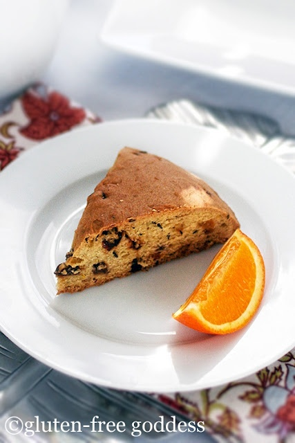 Gluten free orange scented soda bread-Totally making this when I get ...
