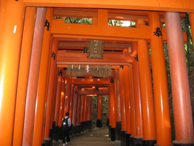 Kyoto, the temple of success and business.Japan