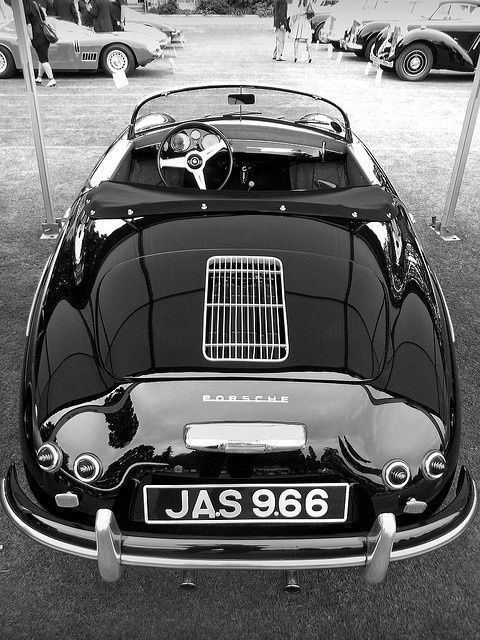 Porsche 356 Speedster Beverly Hills Car Club