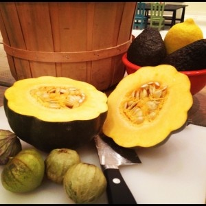 New Recipe: Acorn Squash Quesadillas Freshmade NYC www.freshmadenyc ...