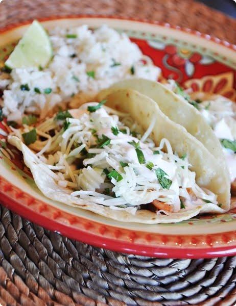 Grilled Shrimp Tacos http://3punkmom.blogspot.com/2010/06/wednesday ...