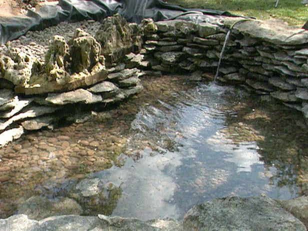 Build a Pond Into Your Landscape Design  Archive  Home & Garden