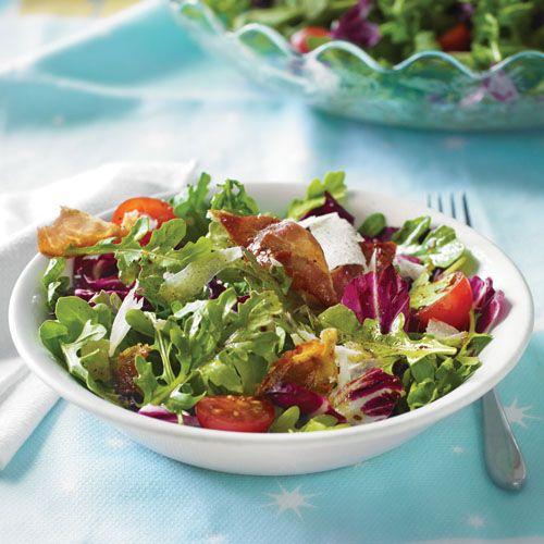 Arugula Salad with Crispy Prosciutto and Parmesan | PC.ca